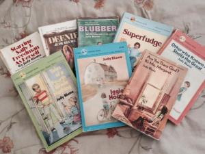 judy bloom books