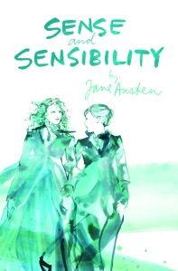 sense and sensibility watercolor