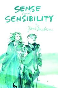 sense and sensibility watercolor